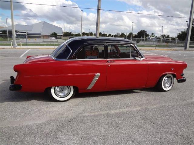 1953 Ford Customline (CC-1424233) for sale in Cadillac, Michigan