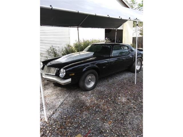 1977 Chevrolet Camaro (CC-1424234) for sale in Cadillac, Michigan