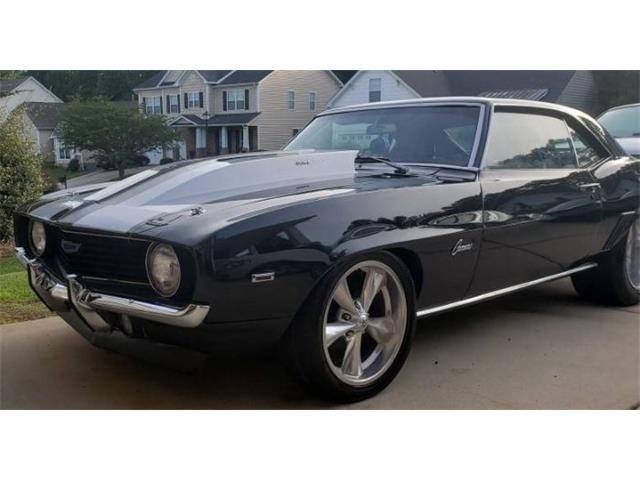 1969 Chevrolet Camaro (CC-1424235) for sale in Cadillac, Michigan