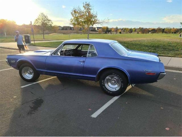1968 Mercury Cougar (CC-1424236) for sale in Cadillac, Michigan