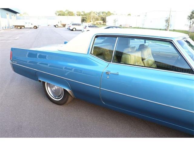 1970 Cadillac DeVille (CC-1424237) for sale in Cadillac, Michigan