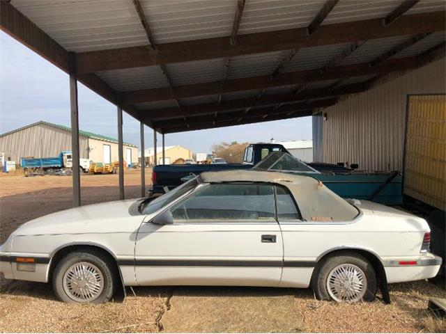 1988 Chrysler LeBaron (CC-1424240) for sale in Cadillac, Michigan