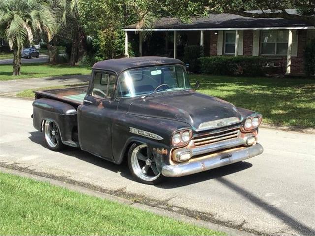 1959 Chevrolet 3100 (CC-1424241) for sale in Cadillac, Michigan