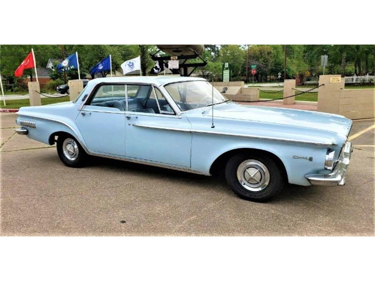 1962 Dodge Dart For Sale Classiccars Com Cc 1424242