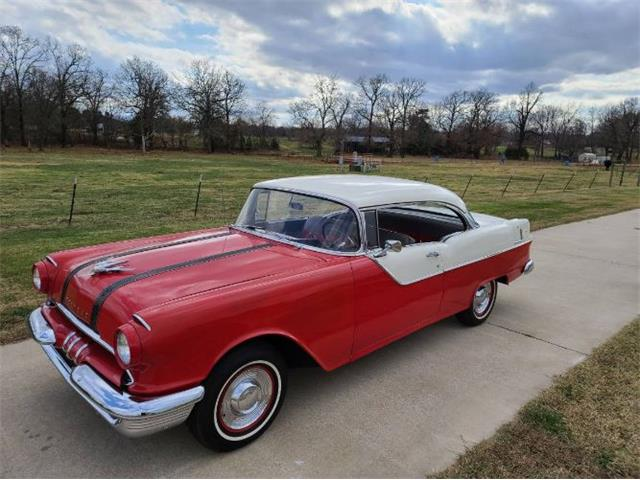 1955 Pontiac Catalina (CC-1424243) for sale in Cadillac, Michigan