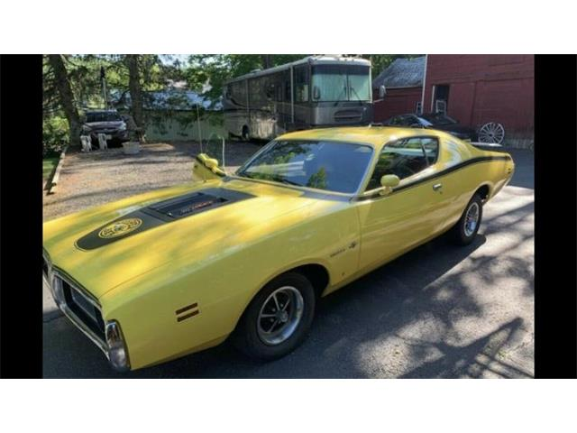 1971 Dodge Charger (CC-1424245) for sale in Cadillac, Michigan