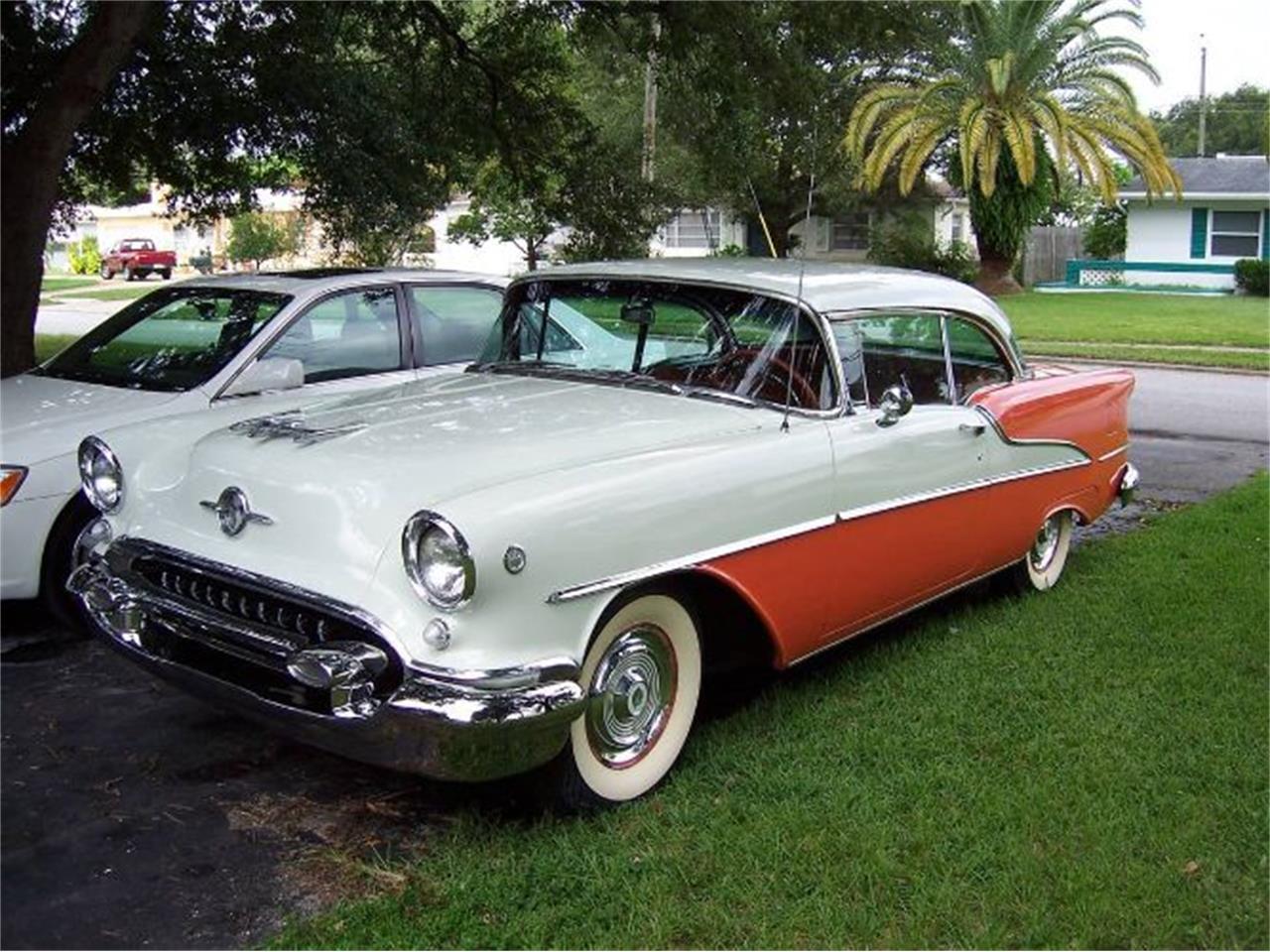 1955 Oldsmobile Super 88 (CC-1424246) for sale in Cadillac, Michigan