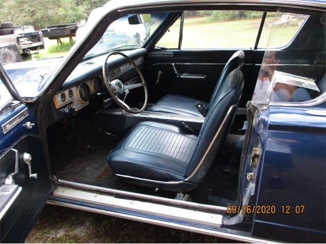 1966 Plymouth Barracuda (CC-1424247) for sale in Cadillac, Michigan