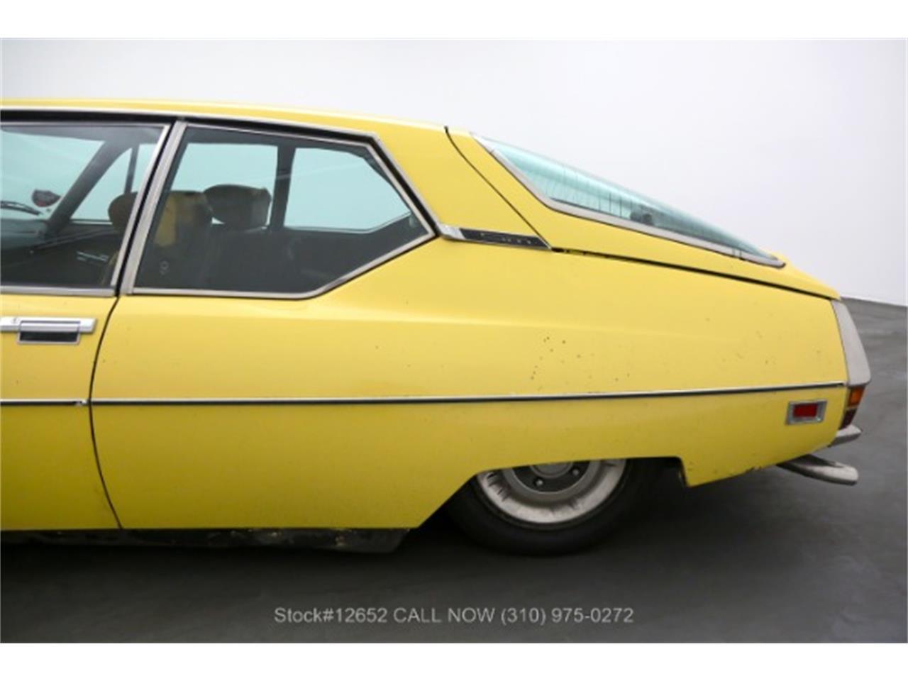 1972 Citroen SM (CC-1420425) for sale in Beverly Hills, California