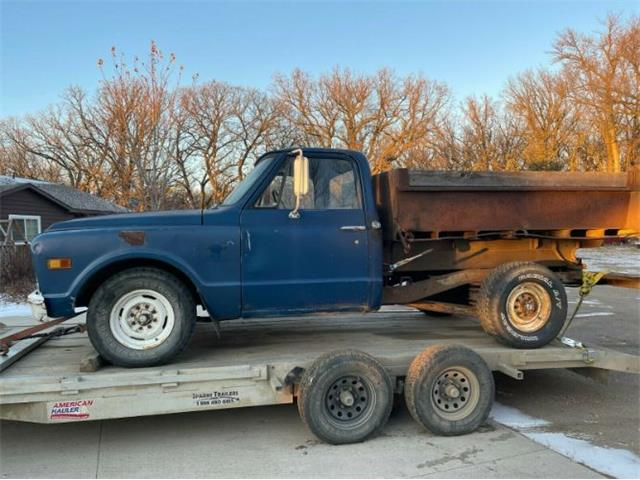 1968 Chevrolet C20 (CC-1424256) for sale in Cadillac, Michigan