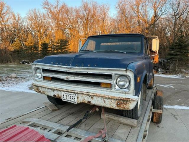 1968 Chevrolet C20 (CC-1424256) for sale in Cadillac, Michigan