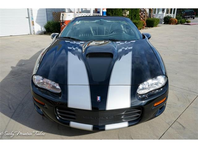 2002 Chevrolet Camaro (CC-1424261) for sale in Lenoir City, Tennessee