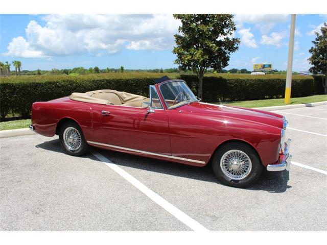 1961 Alvis TD21 (CC-1424262) for sale in Sarasota, Florida