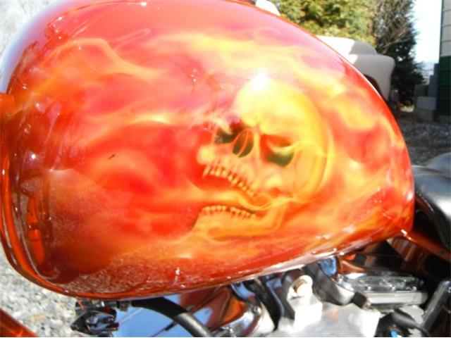 2000 Custom Motorcycle (CC-1424264) for sale in Cadillac, Michigan