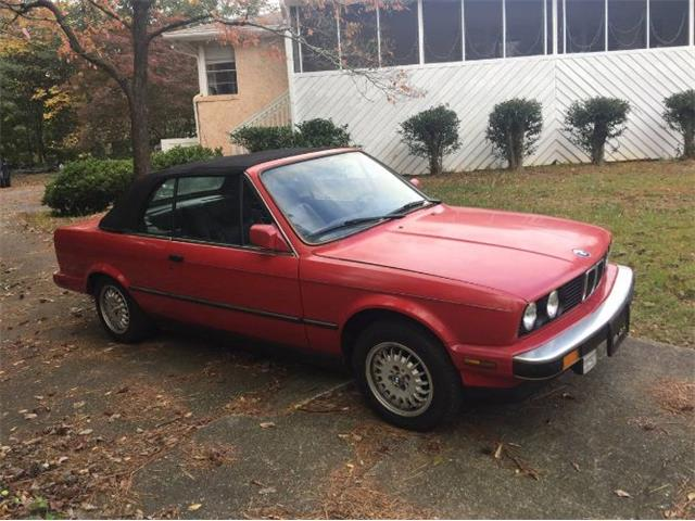 1987 BMW 3 Series (CC-1424267) for sale in Cadillac, Michigan