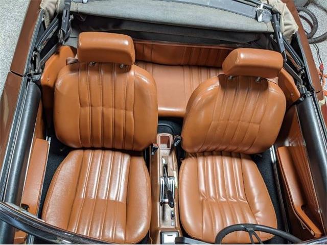 1979 Fiat 124 Spider 2000 (CC-1424270) for sale in Cadillac, Michigan