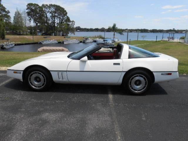 1984 Chevrolet Corvette (CC-1424272) for sale in Cadillac, Michigan