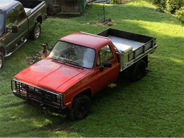 1986 Chevrolet Pickup (CC-1424273) for sale in Cadillac, Michigan