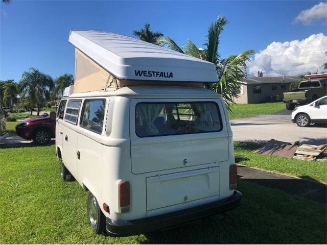 1972 Volkswagen Westfalia Camper (CC-1424278) for sale in Cadillac, Michigan