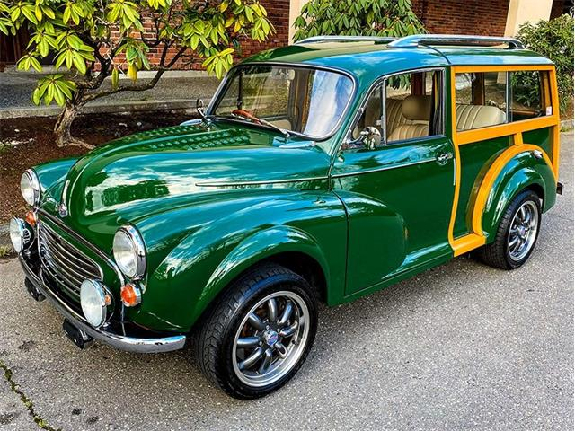 1961 Morris Minor (CC-1424282) for sale in Arlington, Texas