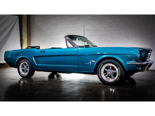 1964 Ford Mustang (CC-1424289) for sale in Jackson, Mississippi