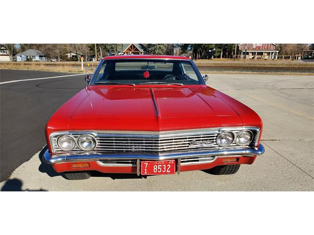 1966 Chevrolet Caprice (CC-1424292) for sale in Annandale, Minnesota