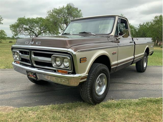 1972 GMC Sierra Grande (CC-1424294) for sale in Fredericksburg, Texas