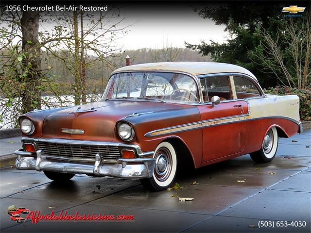 1956 Chevrolet Bel Air (CC-1424302) for sale in Gladstone, Oregon