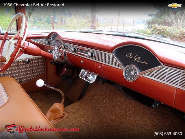 1956 Chevrolet Bel Air (CC-1424302) for sale in Gladstone, Oregon