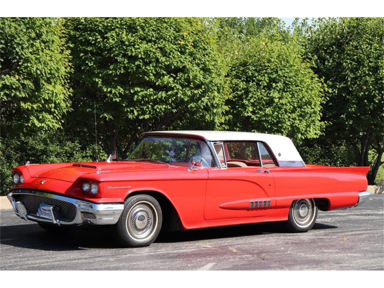 1958 Ford Thunderbird (CC-1420431) for sale in Alsip, Illinois