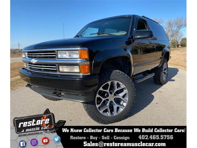 1995 Chevrolet Blazer (CC-1424317) for sale in Lincoln, Nebraska