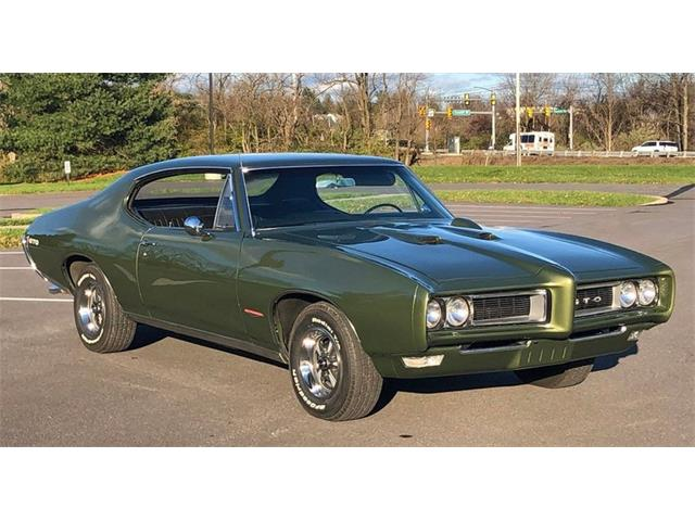 1968 Pontiac GTO (CC-1424321) for sale in West Chester, Pennsylvania
