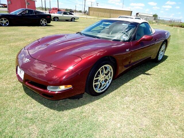 2003 Chevrolet Corvette (CC-1424323) for sale in Wichita Falls, Texas