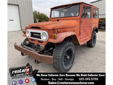 1974 Toyota Land Cruiser FJ (CC-1424325) for sale in Lincoln, Nebraska