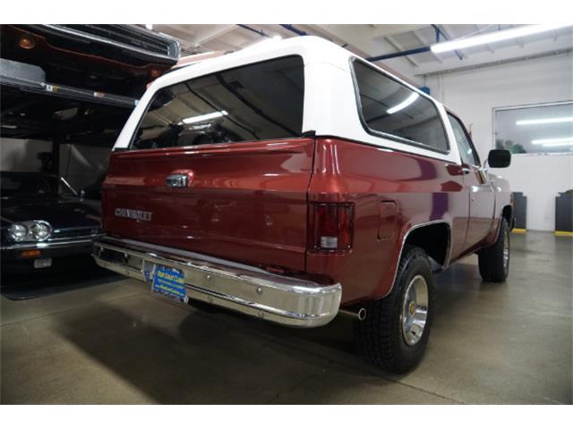 1978 Chevrolet K5 Blazer (CC-1424327) for sale in Torrance, California