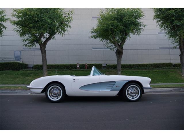 1958 Chevrolet Corvette (CC-1424328) for sale in Torrance, California