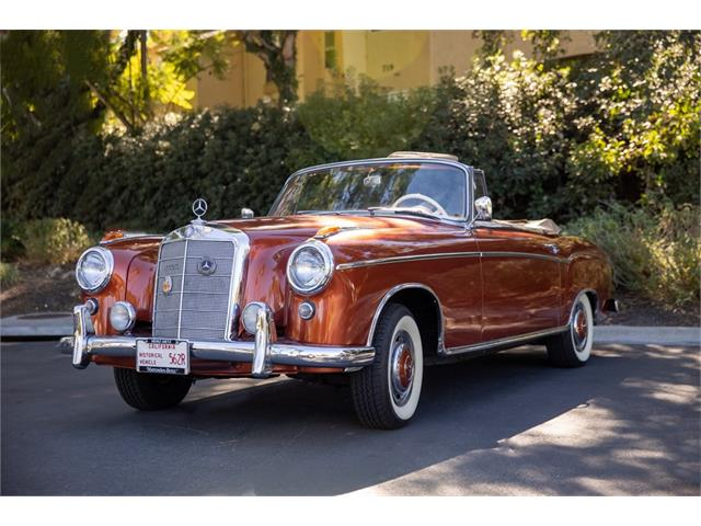 1958 Mercedes-Benz 220S (CC-1424330) for sale in Chula Vista, California