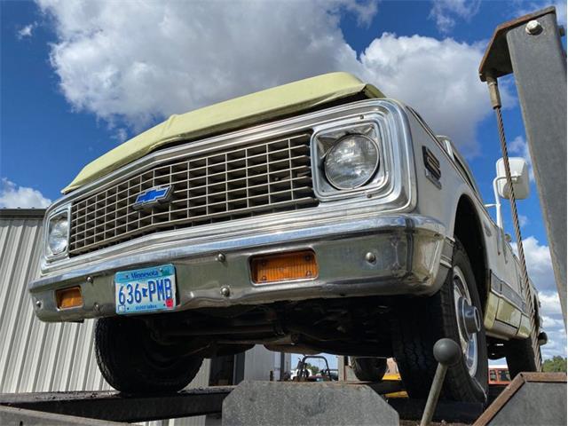 1972 Chevrolet Cheyenne (CC-1424334) for sale in Lincoln, Nebraska