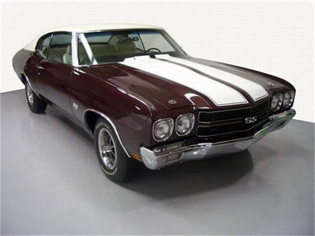 1970 Chevrolet Chevelle (CC-1424335) for sale in Gardena, California