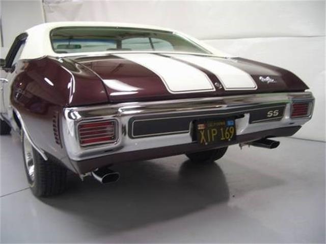 1970 Chevrolet Chevelle (CC-1424335) for sale in Gardena, California
