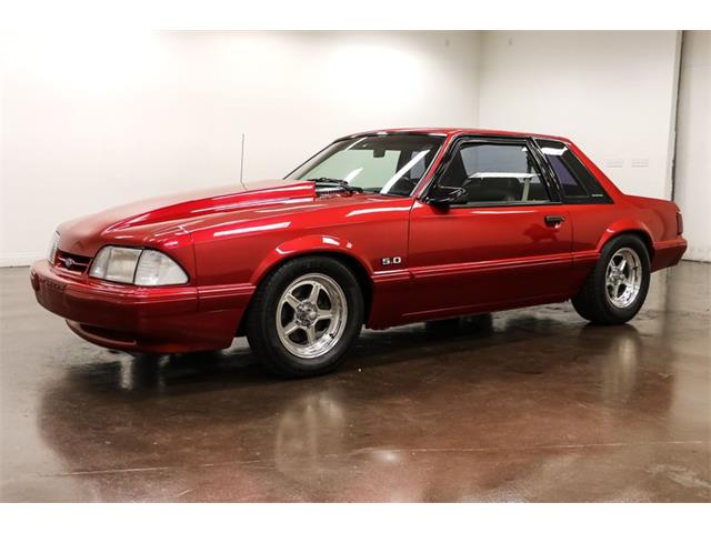 1991 Ford Mustang (CC-1424338) for sale in Sherman, Texas