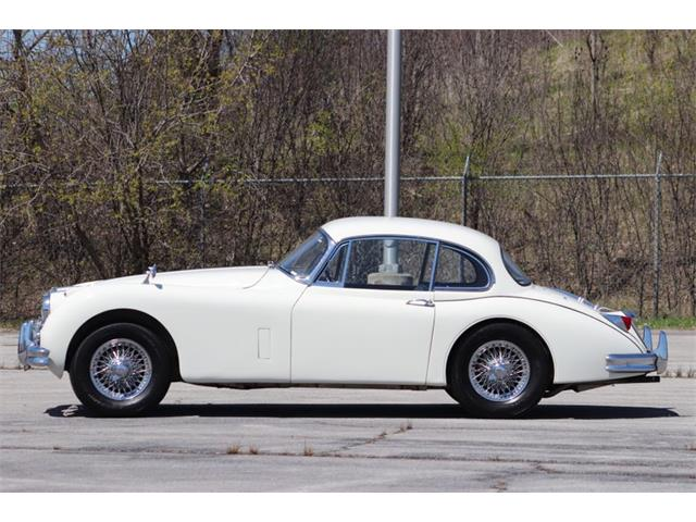 1958 Jaguar XK150 (CC-1420434) for sale in Alsip, Illinois