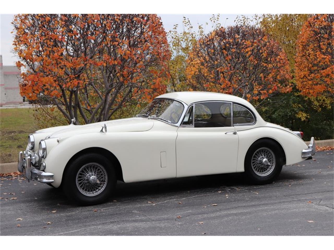 1958 Jaguar XK150 (CC-1420434) for sale in Alsip, Illinois