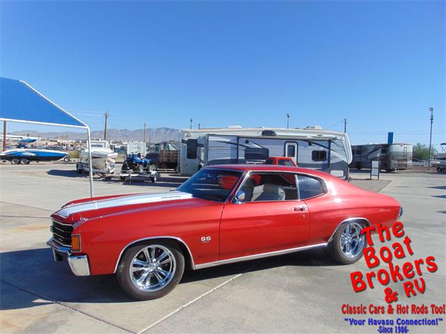 1972 Chevrolet Chevelle SS (CC-1424340) for sale in Lake Havasu, Arizona