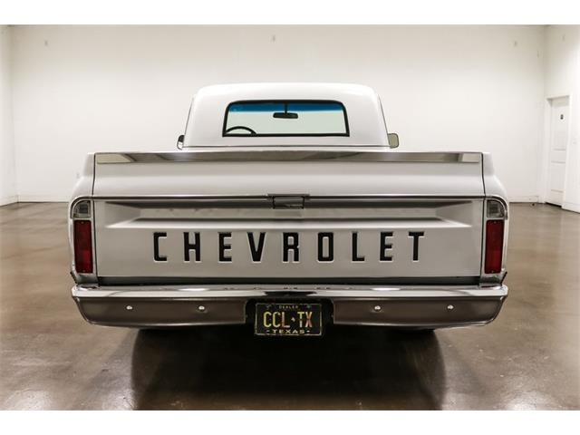 1967 Chevrolet C10 (CC-1424343) for sale in Sherman, Texas