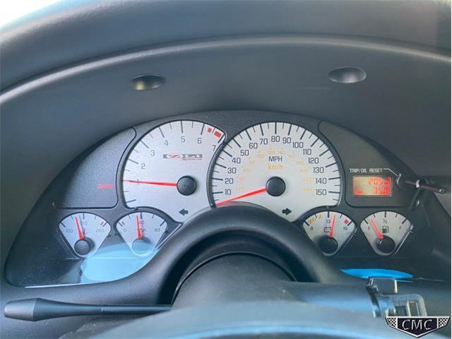 2002 Chevrolet Camaro (CC-1424350) for sale in Benson, North Carolina