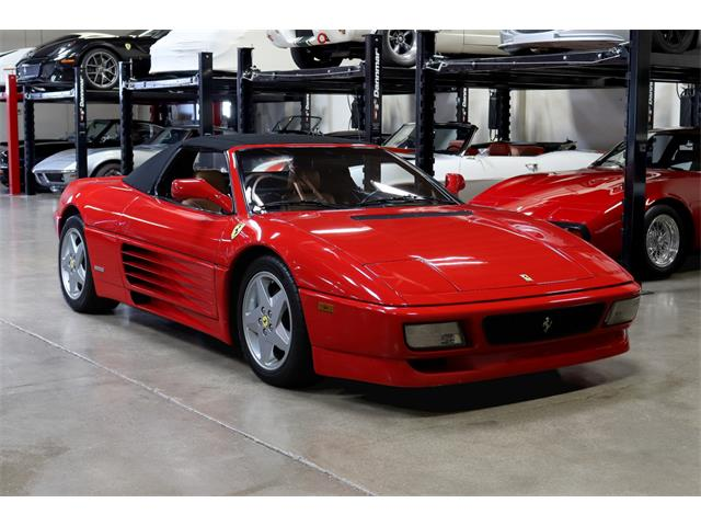 1994 Ferrari 348 (CC-1424356) for sale in San Carlos, California