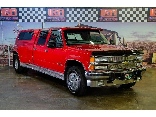 1999 Chevrolet C/K 3500 (CC-1424358) for sale in Bristol, Pennsylvania