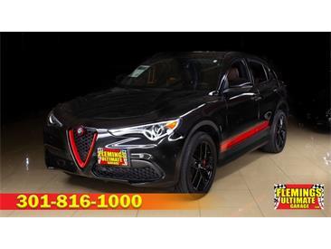 2018 Alfa Romeo Stelvio (CC-1424360) for sale in Rockville, Maryland