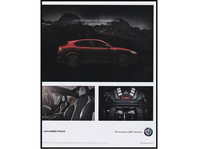 2018 Alfa Romeo Stelvio (CC-1424360) for sale in Rockville, Maryland